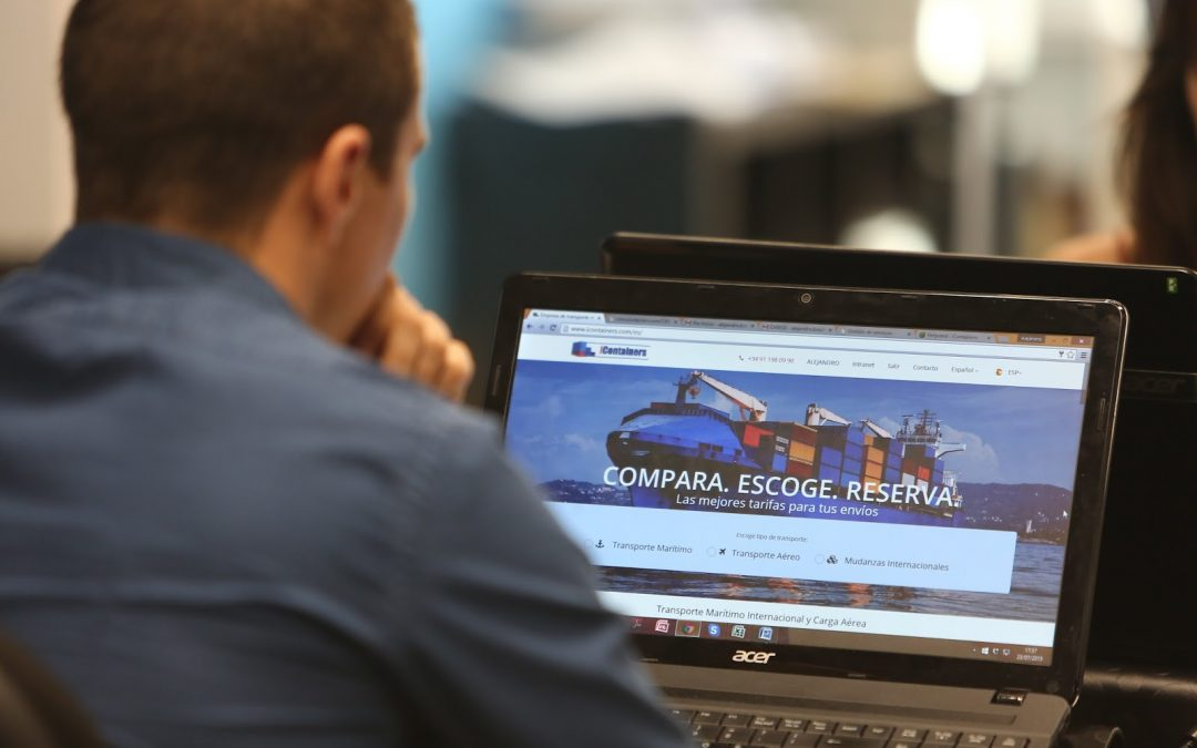 Cómo ser una empresa logística digital