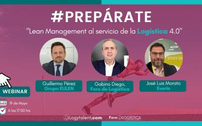 Seminario web gratuito: Lean Management al servicio de la Industria 4.0